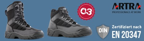 ARTRA Security Schuhe O3